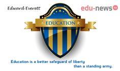 Edward Everett Education Quotes, Army, Student, Gi Joe, Military, Educational Quotes