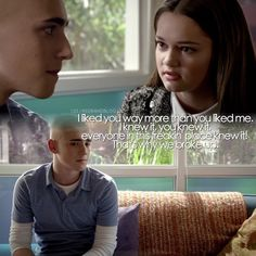"#RedBandSociety 1x3 ""Liar, Liar, Pants On Fire"" - Leo and Emma"
