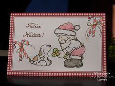 Babbo Natale porta doni a tutti, anche ai nostri amici pelosetti… Felice Natale!