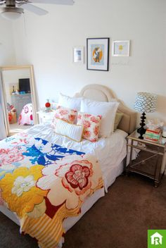 Katie has a lovely private bedroom in Austin, TX. www.roomster.com/Listing/Profile/3151985