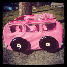 Bus for dolls