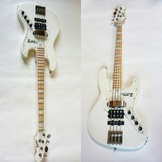 NOTE: The pictured bass and one featured in the video is for reference only (it cost 265000JPY due to non standard options on it). These basses are ORDER MADE and various options are available. the price STARTS AT 245000JPY for this circuit configuration and ranges up depending on color finish an...