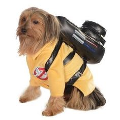 **Please note: We do not take returns or exchanges of costumes. Please measure your dog for accurate sizing and ordering Keep your own Ghostbusters close this Halloween to scare of ghosts and monsters