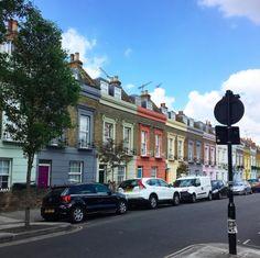 Camden Town, London | Visual walking tour