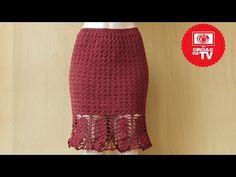 A artesã Bya Ferreira ensina a confeccionar uma linda saia com o fio lançamento, FASHION. Prepare-se para deixar suas confecções ainda mais brilhantes com essa novidade. Confira!