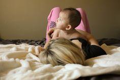 Niece Brittney and her tootie, Camryn!