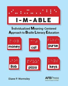 76 best for educators and professionals images on pinterest blinds i m able individualized meaning centered approach to braille literacy education fandeluxe Choice Image