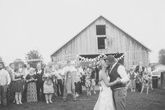 Gorgeous barn wedding blogged!