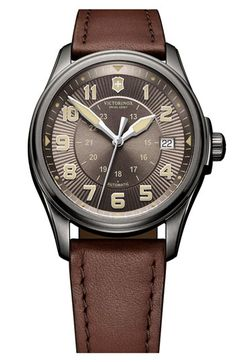 Victorinox Swiss Army® 'Infantry Vintage' Automatic Watch available at #Nordstrom