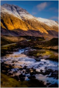 River Coe, Glencoe, Scotland Glencoe Scotland, Scotland Uk, Beautiful Sunset, Beautiful World, Beautiful Places, Island Of Skye, Glen Etive, Scottish Mountains, Before The Flood