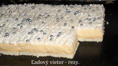 sk - recepty a videá o varení Russian Recipes, Sweet Recipes, Cheesecake, Food And Drink, Dairy, Yummy Food, Polish, Coffee, Tray Bakes