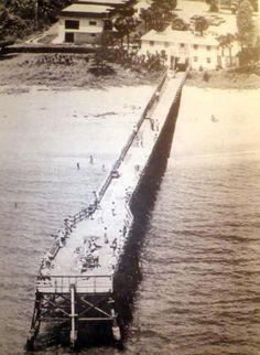 Old Juno Pier | You can find more vintage pictures of #JupiterFL on jupiterolddays.com Juno Beach Pier, West Palm Beach, Vintage Florida, Old Florida, Vintage Pictures, Old Pictures, Jupiter Florida, Moving To Florida, Sunshine State