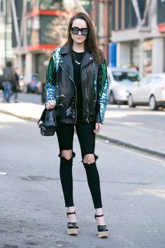 Street styl London