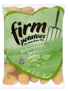 Our Firm Baby New Potatoes are buttery and sweet. They are delicious with salad; simply boiled and eaten either hot or cold. Snack Recipes, Chips, Food And Drink, Potatoes, Yummy Food, Salad, Eat, Snack Mix Recipes, Appetizer Recipes