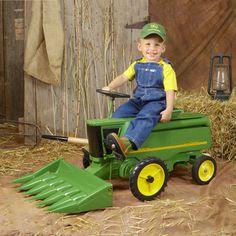 Futur agriculteur!