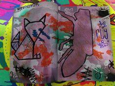 Fanzine snifoart ... #1 .. Huehuecoyotl  #2 .. 1/2 fly  Próximamente!!!!! Unico ejemplar $100 mexicano peso grano de cacao  #fanzine #history #draw #dicing #snifoart #sketch #insan #sick #dope #pintócosasfeas #plumon #aerosol #echoamano #compra #streetart #drawings #resiclaje #100 #peso #onder #artindependent #skull #humans #revista #diceño #mexicano #Huehuecóyotl #fly