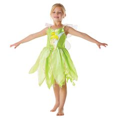 From Rubie\'s Official Disney Princess Classic Tinkerbell Costume - Small Years