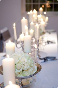 beautiful and simple wedding flowers