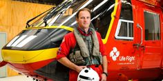 Life of rescue pilot full of challenges - Wairarapa Times-Age News