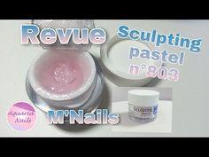 Revue M'Nails gel de construction pastel n°803 - YouTube