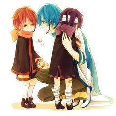 Kaito, Taito, Akaito (Vocaloid)