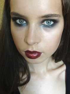 DIANA IONESCU// MAKE-UP ARTIST — Making of - Video for Marta Popescu For Cristiana...
