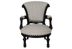 One Kings Lane - The Country Cottage - Antique English Chair
