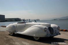 Delahaye 135MS Narval 1948.***Research for possible future project.