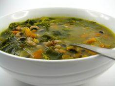 Cinco Quartos de Laranja: sopa