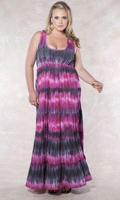 love it, maxi dress