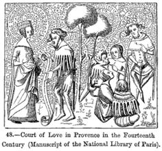 Courtly Love - New World Encyclopedia