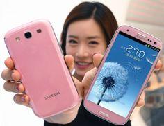 Samsung Galaxy S4 -now that's my phone! ;) hehe