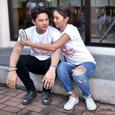 My OTP.  #kathniel#relationshipgoals#couplegoals#couplesofinstagram#otp#streetstyle#streetwear#streetfashion#streetstylefashion#urbanstyle#ootd#ootn#ootdmen#outfit#outfitoftheday#basic#lovers#menstyle#menswear#ladies#mensfashion#menfashion#lovers#womenstyle#style#styles#styling#rippedjeans#ripped