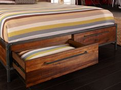 Insigna Bed Scandinavian Designs Available in King (price?) Queen price $799