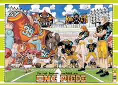 One Piece Chap 858 TV