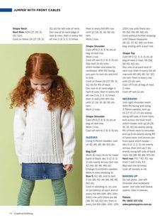 Creative knitting issue 48 by sunchik solnce - issuu