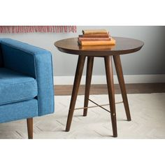 Corrigan Studio Cushendall End Table Diy Furniture Plans, Retro Furniture, Sofa Furniture, Cheap Furniture, Discount Furniture, Urban Furniture, Room Accessories, End Tables, Living Room Decor