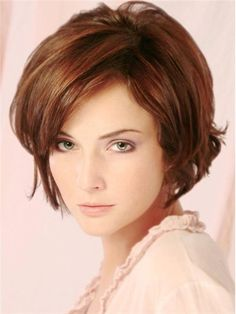Short Hair Cuts for Women Get the look today at Silvana's Day Spa  Salon! 860-589-7249 www.silvanasdayspa.com