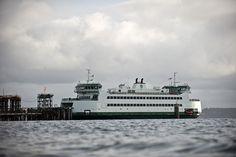 Washington State Ferry  Kennewick, January 6, 2012