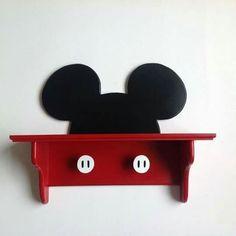 prateleira Mickey