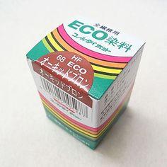 コールダイホット col.68 オーキッドブロン みや古染 ECO染料