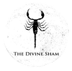 The Divine Sham - Scorpion Logo