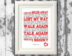 Foo Fighters Walk 8x10 picture mount & Print by RTprintdesigns