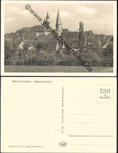 Bad Windsheim - Gesamtansicht