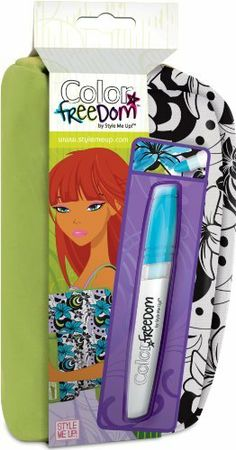Aquastone Group Style Me Up Color Freedom Pencil Case Kit Green by Aquastone Group. $9.40. Made in China. Weight: 0 ounces. Dimensions: 0 in. H x 0 in. W x 0 in. D. MRS. GROSSMAN-Stickers. Fun stickers for any and every occasion! Available in a variety of designs: each sold separately. Size and number of stickers per package varies by design. Made in USA.