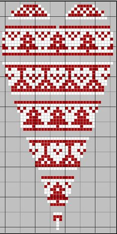 free cross-stitch heart pattern... no color chart available, just use the pattern chart as your color guide.. or choose your own colors...
