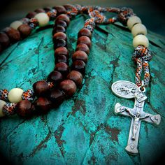 Catholic Rosaries for Men or for anyone that appreciates a rugged strong rosary! | CordBands