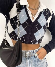 dm for cred! Indie Outfits, Cute Casual Outfits, Retro Outfits, Fall Outfits, Vintage Outfits, Vintage Fashion, Look Fashion, Teen Fashion, Fashion Outfits