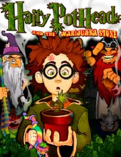 ☮ American Hippie Weed Quotes ~ Harry Pothead