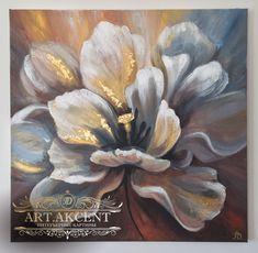 Фактурный цветок – Keep up with the times. Oil Painting Flowers, Abstract Flowers, Abstract Canvas, Canvas Art, Leaf Art, Acrylic Art, Flower Art, Art Prints, Drawing